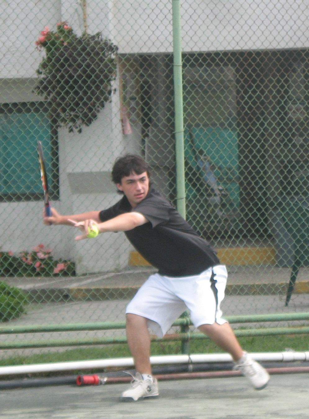 Tennis pierrefonds